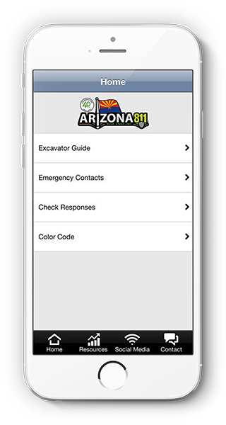 arizona811-i-phone-app